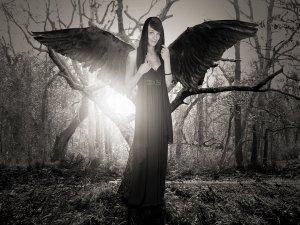 Grunge Mystic Fotomontage