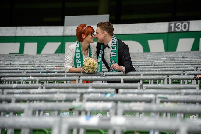 Heiraten im Weserstation