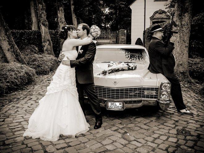 Hochzeitsfotos in Delmenhorster Graft