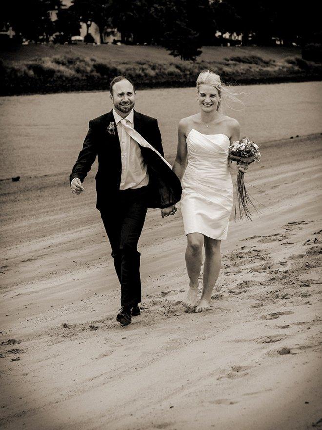 Hochzeitsfotos im Cafe Sand Bremen