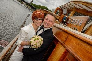 Heiraten auf der Nedeva Bremen