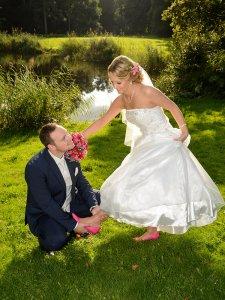Hochzeit wie bei Cinderella