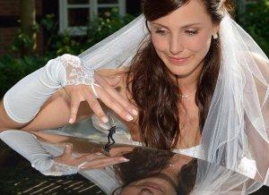 Hochzeitsring Montage