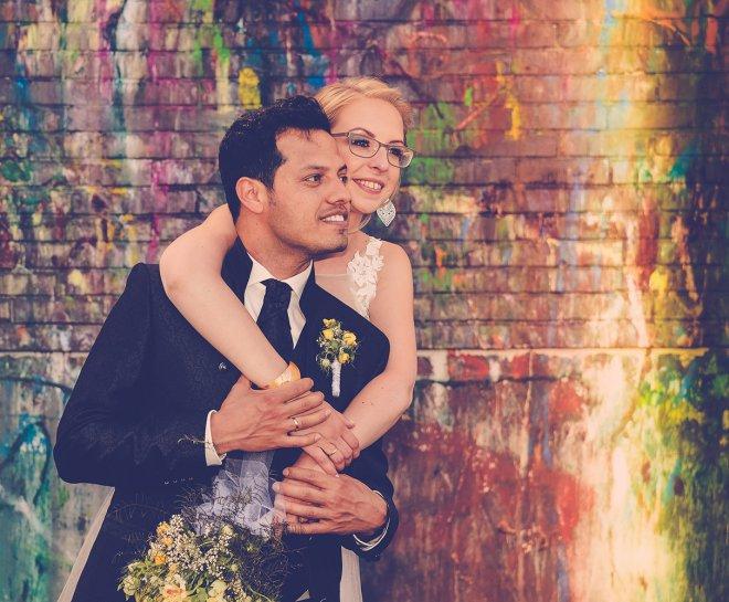 Hochzeitsfoto Speicher 11 Bremen