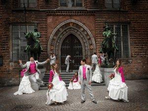 Hochzeit Rathaus Bremen