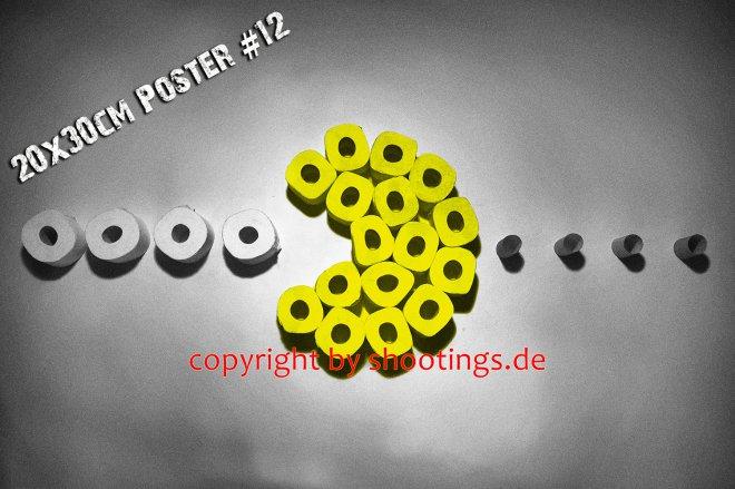 corona kunst 12 pac man