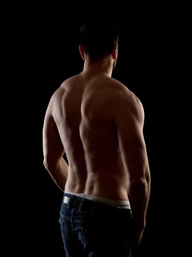 Fitness, Rückenmuskeln, Bodybuilding, Bremen